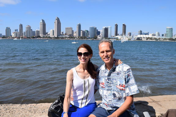 July 4th, 2015 - Anniversary on Coronado