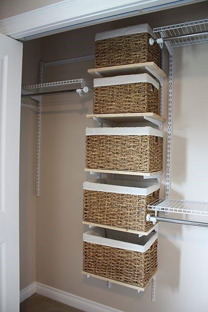 Stack of shelves