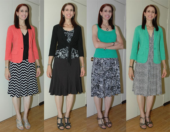 2013-2014 Summer Outfits 5-8