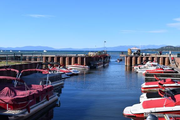 Harbor at South Lake Tahoe