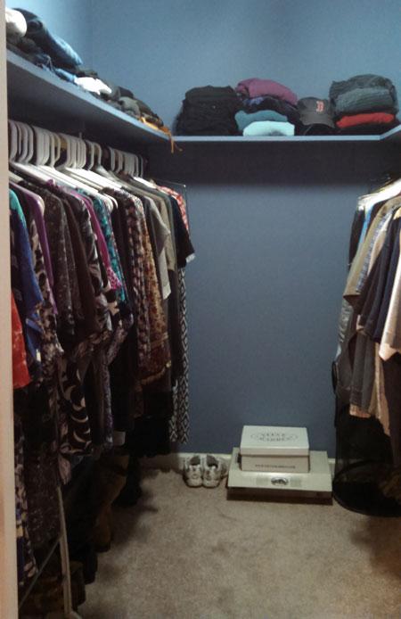 Midpoint closet