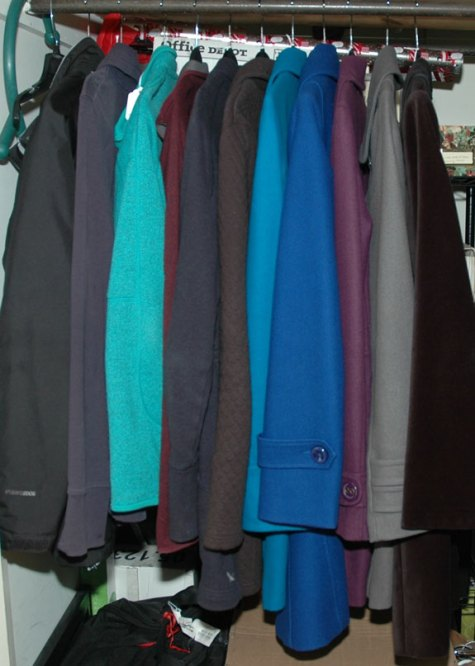 coats and jackets worn 2015