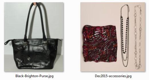 December 2015 accessories
