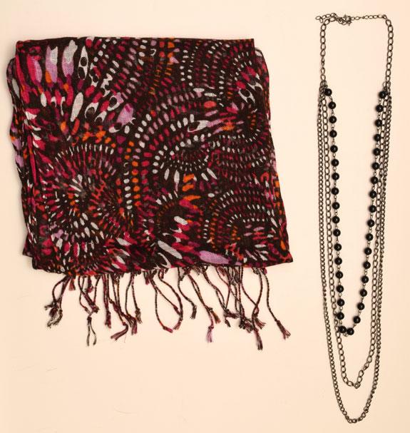 february 2016 - accessories worn