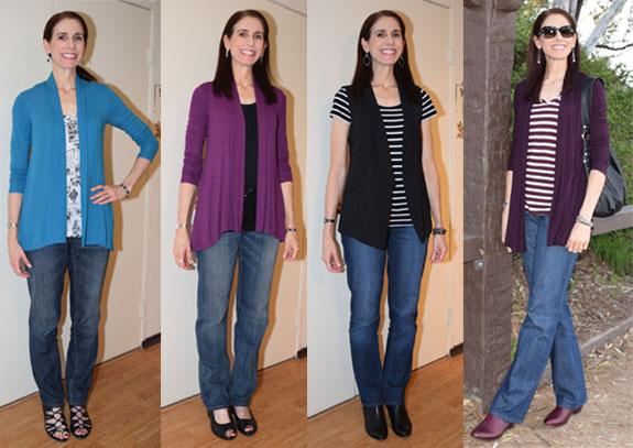 february 2016 - favorite outfits 5-8