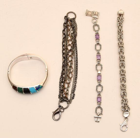 purged bracelets