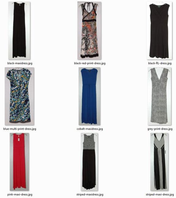 top 9 dresses