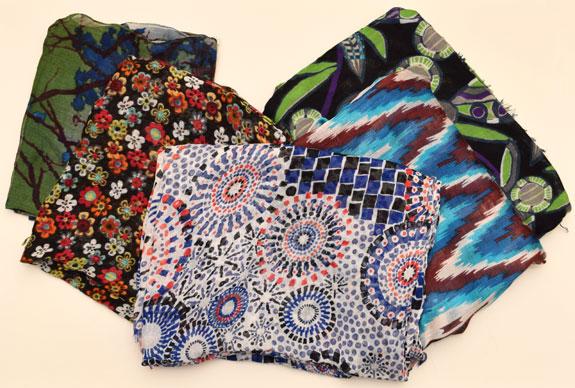 march 2016 scarves worn