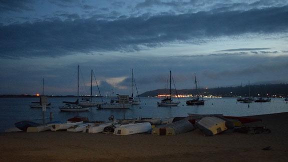 Shelter Island dinghys