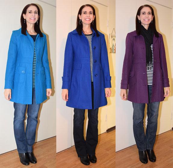 Bright coats