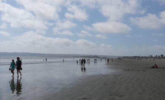 Coronado Island, San Diego