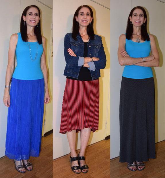 """May - July 2015 """"on the fence"""" item outfits"""