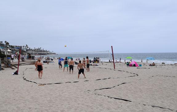 Laguna Beach volleyball