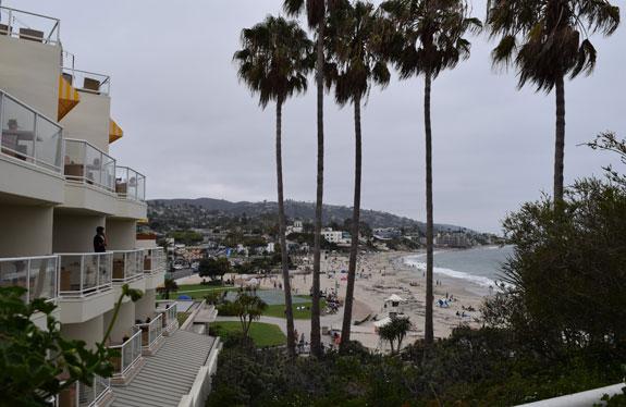 Laguna Beach view