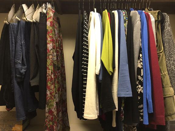 Sybil's Project 333 Capsule Wardrobe