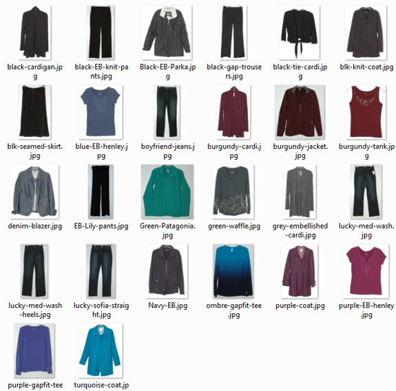 Do You Wear Your Clothes 30 or More Times? – Recovering ...