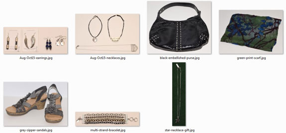 new accessories - august through october 2015