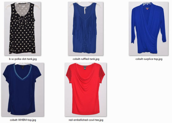 special detail tops