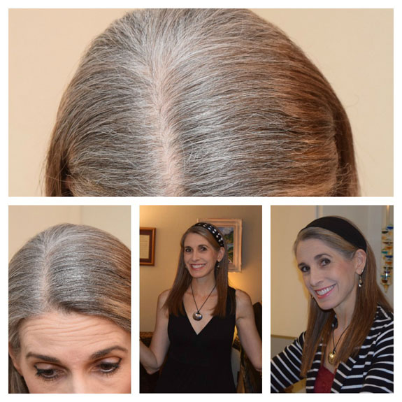 Gray Hair Transition – Rounding the Seven Month Mark – Recovering ...
