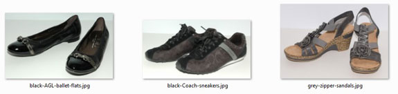 2016 benchwarmer shoes - no longer my style