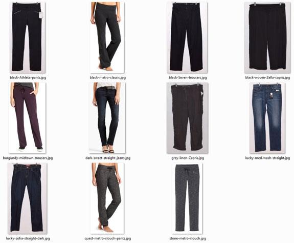 New 2016 Pants