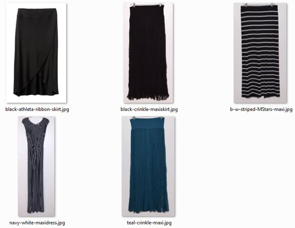 New 2016 Skirts and Dresses