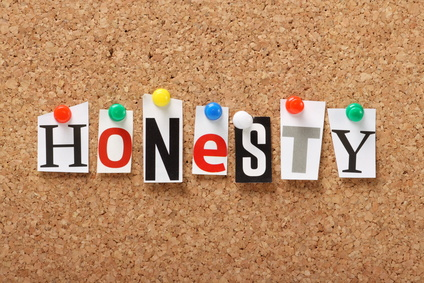 Honesty and Accountability