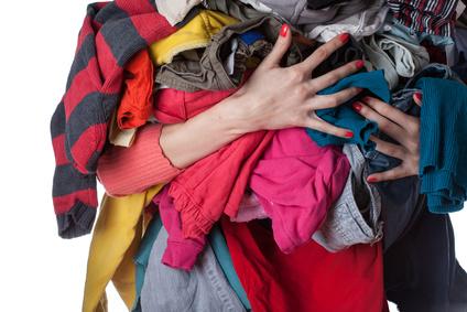 konmari your closet