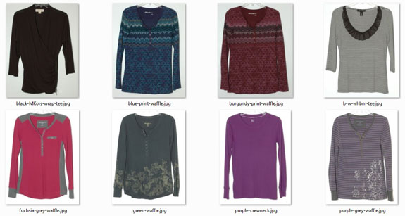 P333 Round Two - Long-Sleeved Tops