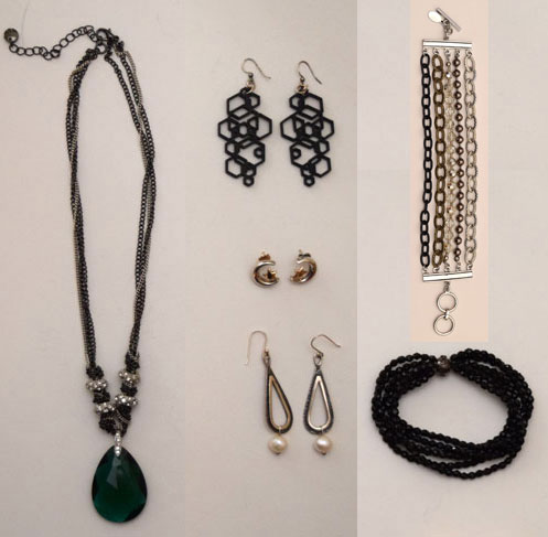 unworn jewelry - 2015