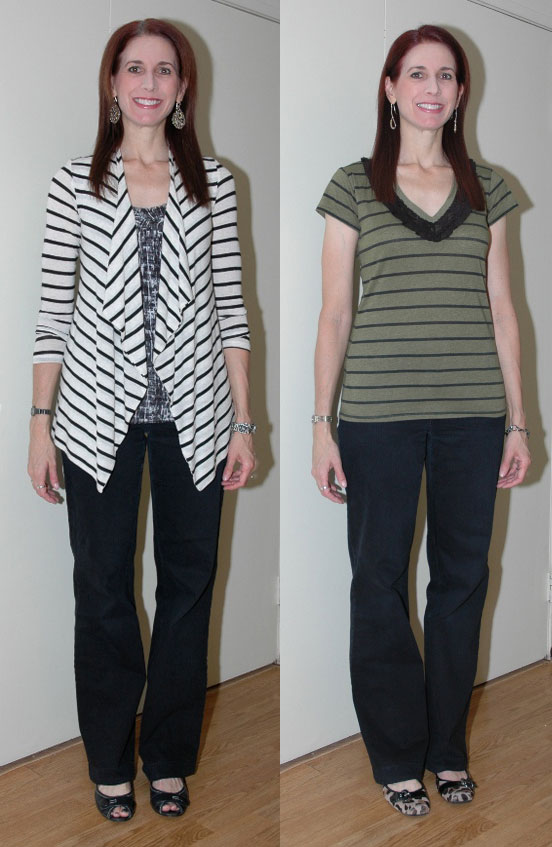 Project 333 Week Nine - Outfits #3 and #4